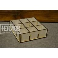 Коробка с ячейками