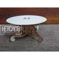 Стол-подставка для кексов