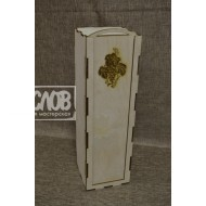 Короб для винной бутылки №2
