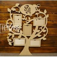 """Фоторамка """"Семейное дерево"""" №2"""