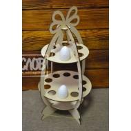 Подставка под  яйца двухъярусная (16 яиц)