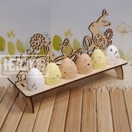Подставка на 12 яиц