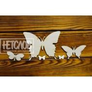 Бабочки. Набор 5 шт.