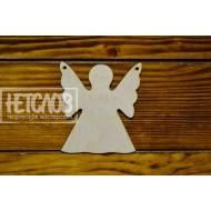 Ангел с отверстиями для подвеса