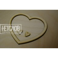 Сердце для колец