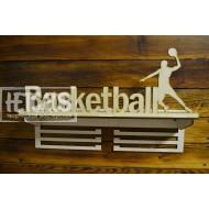 Медальница, баскетбол