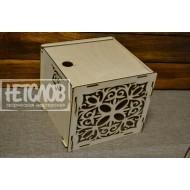 Резная коробка №1