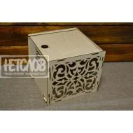 Резная коробка №2