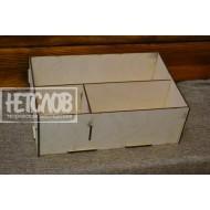 Ящик с перегородками
